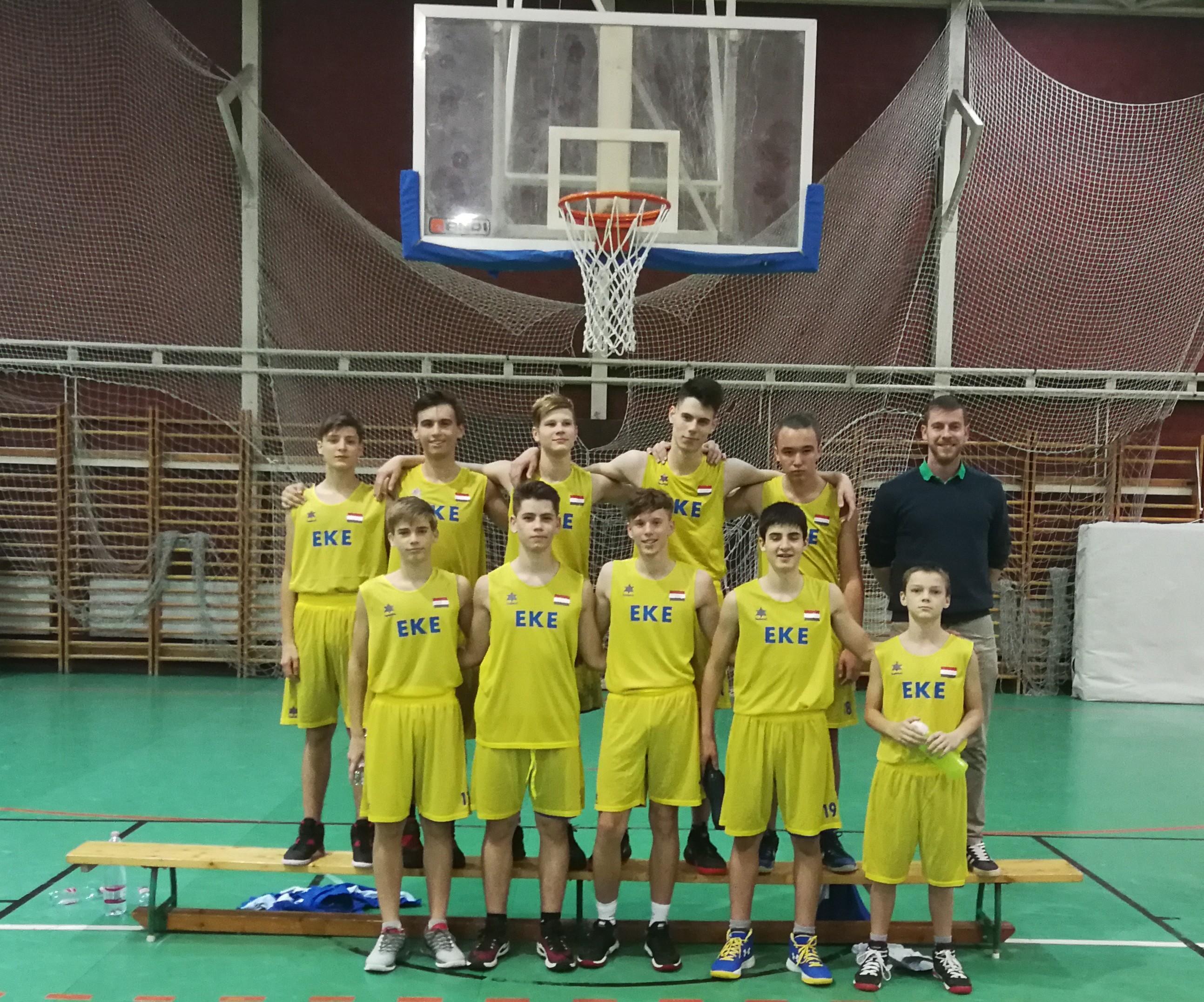 Kadet-csapat