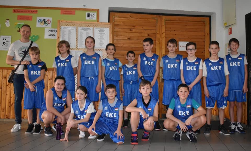 U12 csapat